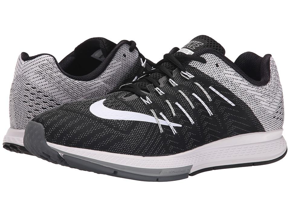 Nike - Air Zoom Elite 8 (Black/Wolf Grey/Dark Grey/White) Men's Running Shoes