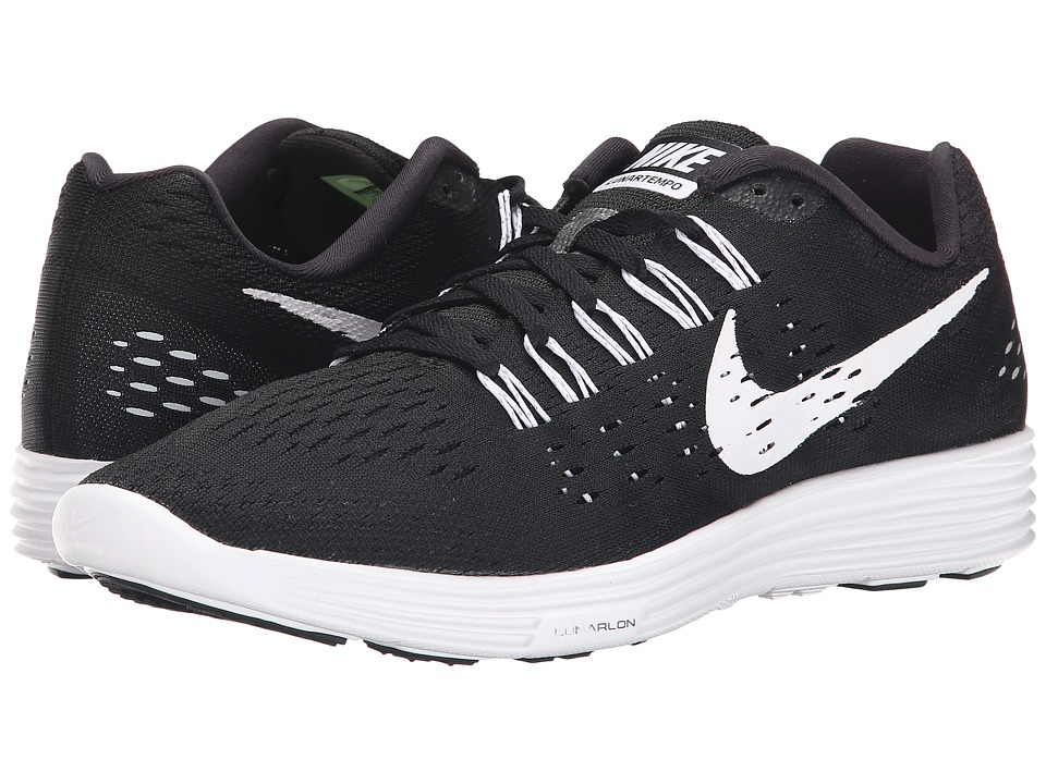 Nike - LunarTempo (Black/White/White) Men