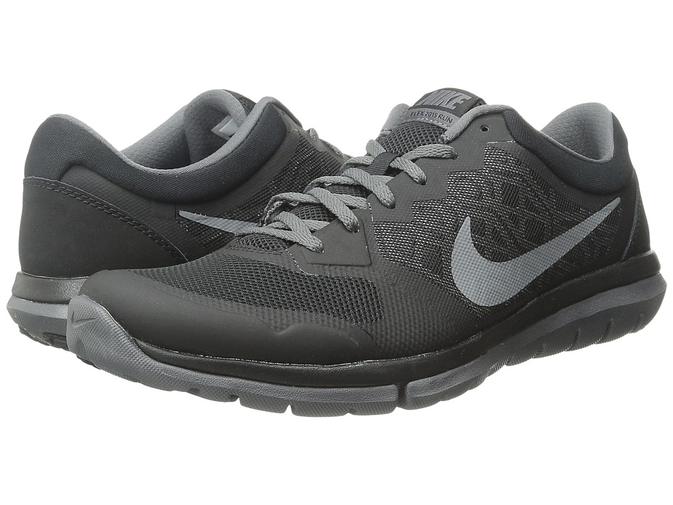 Nike - Flex 2015 RUN (Black/Dark Grey/Cool Grey) Men