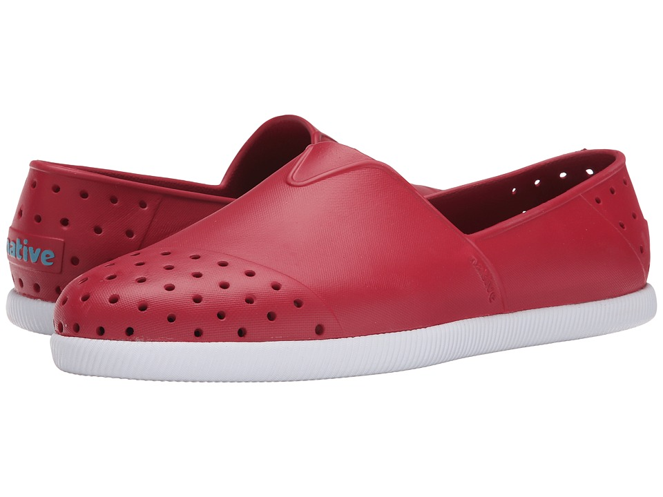 Native Shoes - Verona (Fire Truck Red/Shell White) Shoes