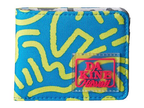 Dakine - Talus Wallet (Psyched) Wallet Handbags