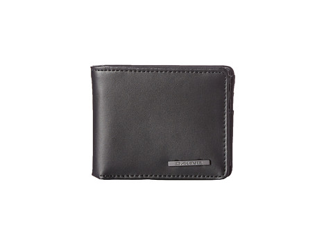 Dakine - Agent Leather Wallet (Black) Wallet Handbags