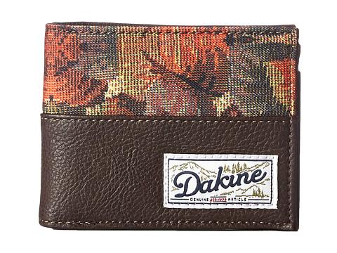 Dakine - Rufus Wallet (Magnolia) Wallet Handbags