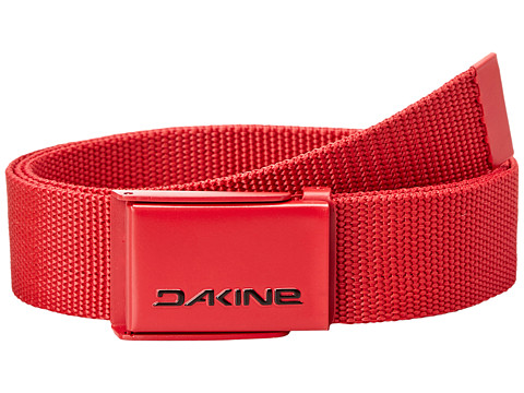 Dakine - Rail Belt (Cardinal) Men's Belts
