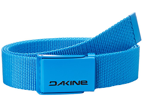 Dakine - Rail Belt (Blue 2) Men's Belts