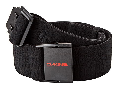 Dakine - Reach Belt (Black) Men's Belts