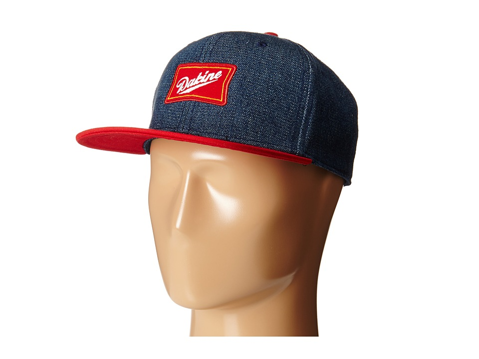 Dakine - Knox (Dark Denim) Caps