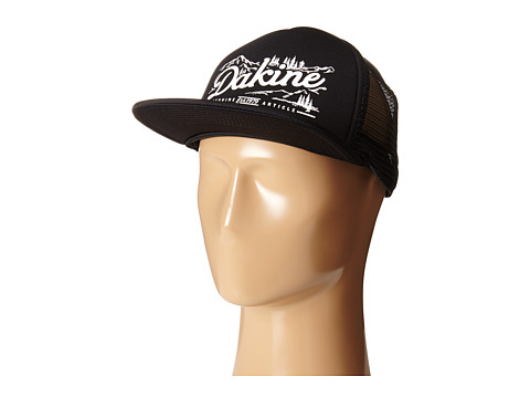 Dakine - Mountain Trucker (Black) Caps