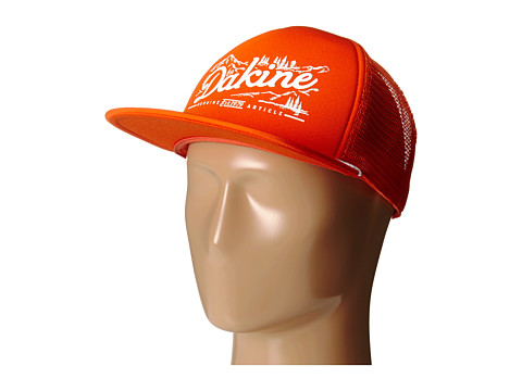 Dakine - Mountain Trucker (Orange) Caps
