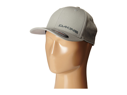 Dakine - Silicone Rail (Grey) Baseball Caps