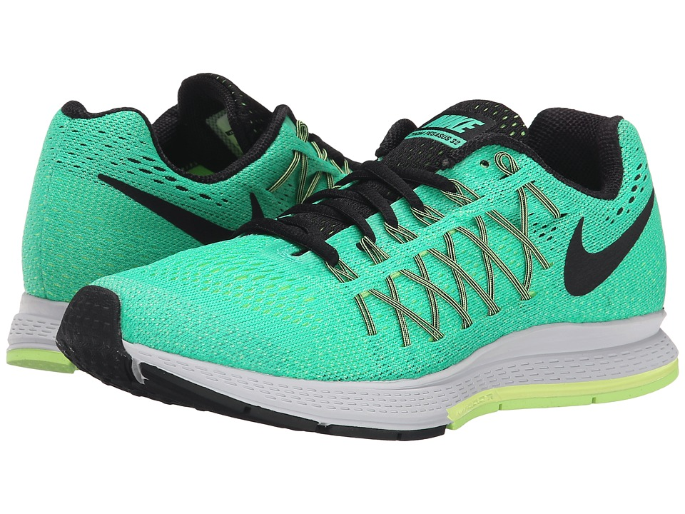 Nike - Air Zoom Pegasus 32 (Menta/Liquid Lime/Ghost Green/Black) Women