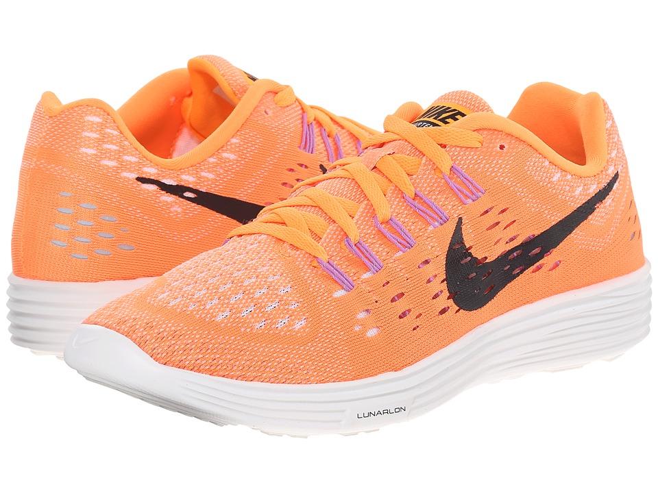 Nike - LunarTempo (Bright Citrus/Summit White/Fuchsia Glow/Black) Women