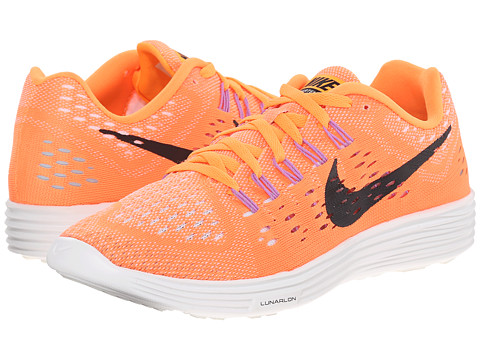 Nike - LunarTempo (Bright Citrus/Summit White/Fuchsia Glow/Black) Women