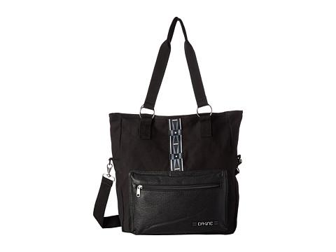 Dakine - Jasmine 16L (Jet Black) Tote Handbags