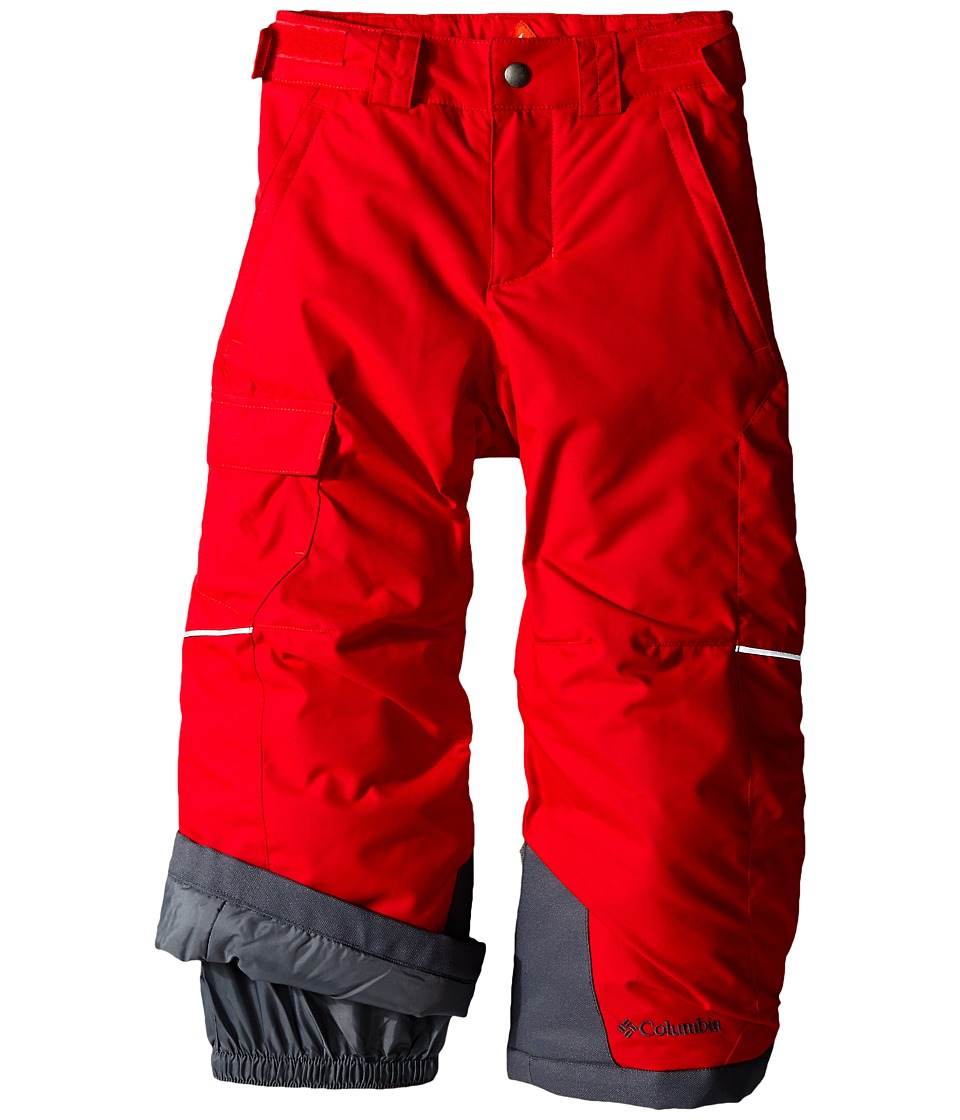 Columbia Kids - Bugaboo Pant (Little Kids/Big Kids) (Bright Red/Graphite) Boy