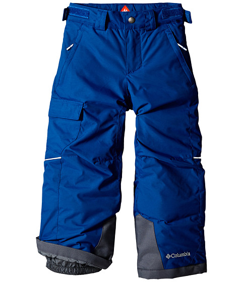 Columbia Kids - Bugaboo Pant (Little Kids/Big Kids) (Marine Blue/Graphite) Boy