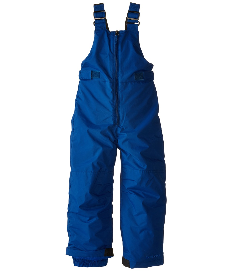Columbia Kids - Snowslope II Bib (Little Kids/Big Kids) (Marine Blue) Boy's Snow Bibs One Piece