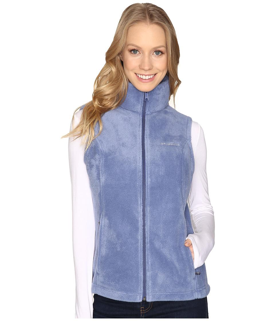 Columbia - Benton Springs Vest (Bluebell) Women's Vest