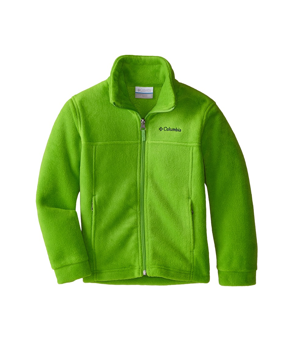 Columbia Kids - Steens Mt II Fleece (Little Kids/Big Kids) (Cyper Green) Boy