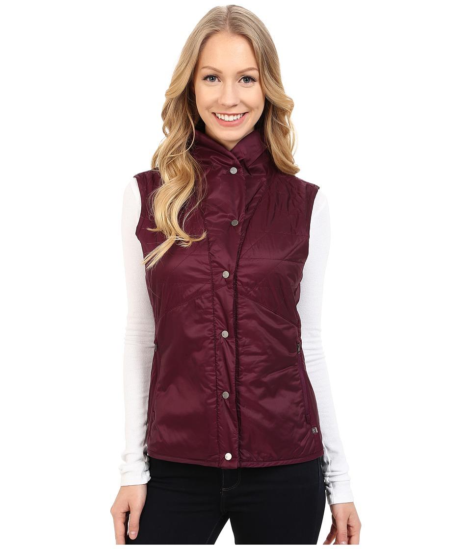 Toad&Co - Airvoyant Vest (Tyrian Purple) Women's Vest