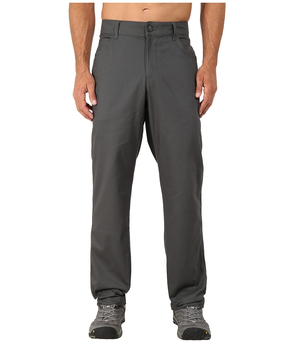 Columbia - Brownsmead Five-Pocket Pants (Grill) Men's Casual Pants