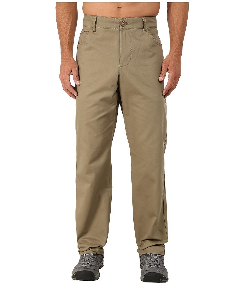 Columbia - Brownsmead Five-Pocket Pants (Flax) Men's Casual Pants
