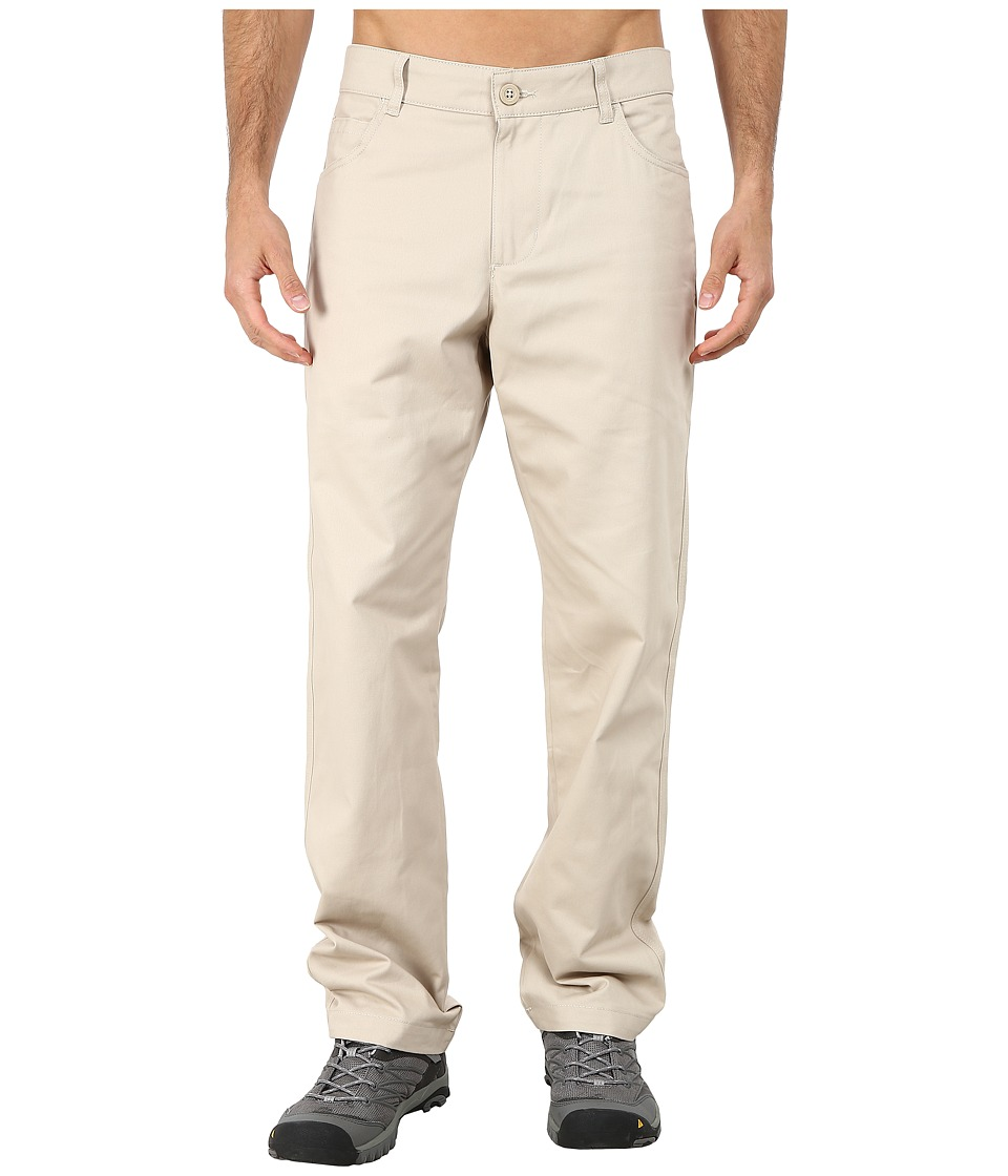 Columbia - Brownsmead Five-Pocket Pants (Fossil) Men's Casual Pants
