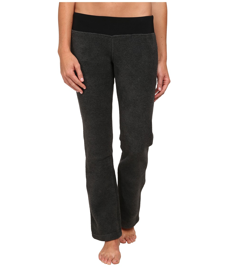 Columbia - Benton Springs Pants (Charcoal Heather) Women's Casual Pants