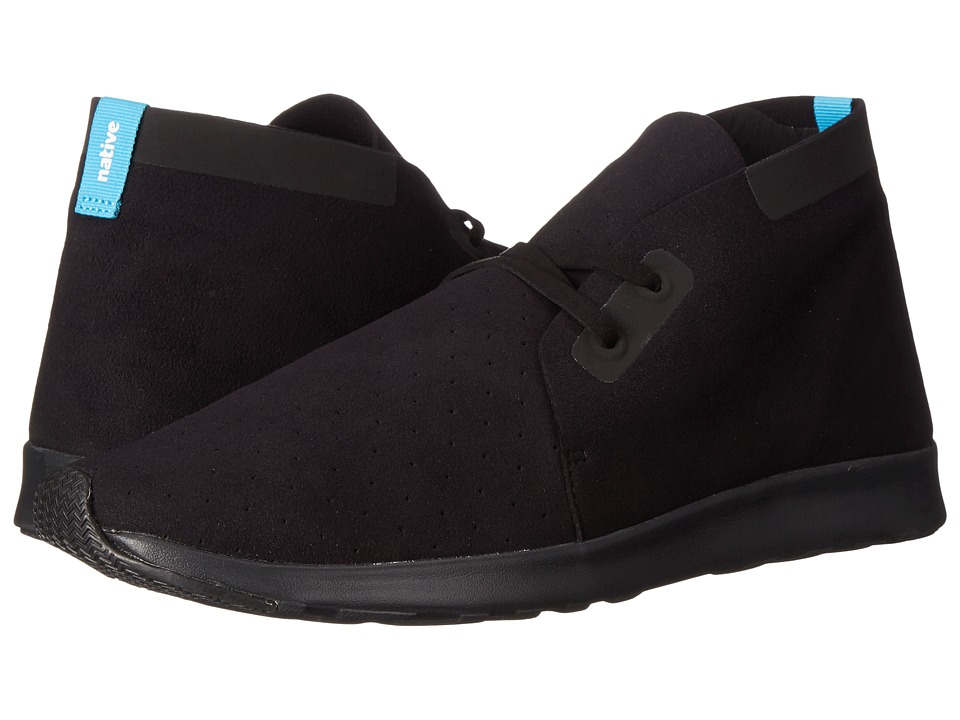 Native Shoes - Apollo Chukka (Jiffy Black/Jiffy Black) Shoes