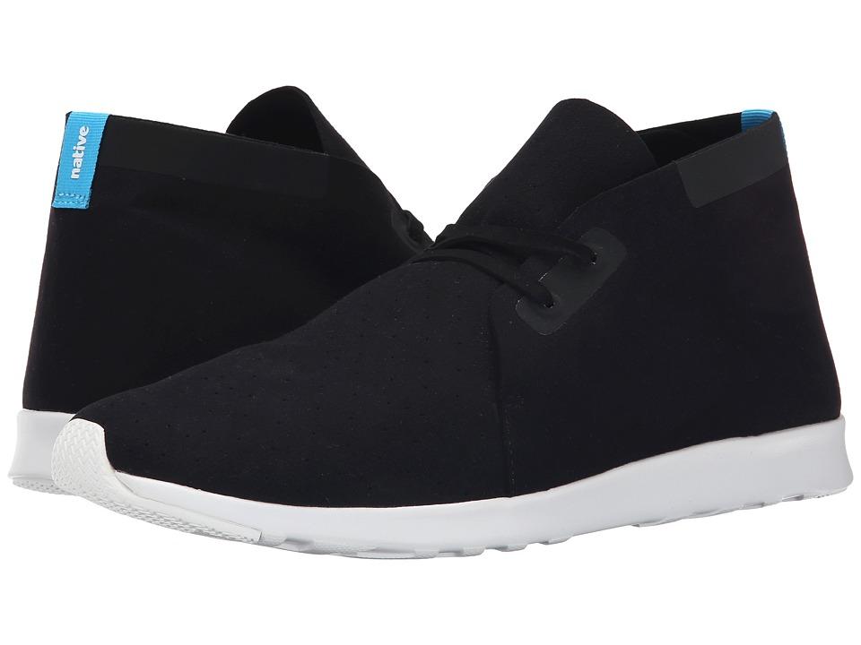 Native Shoes Apollo Chukka (Jiffy Black/Shell White/Shell White Rubber) Shoes