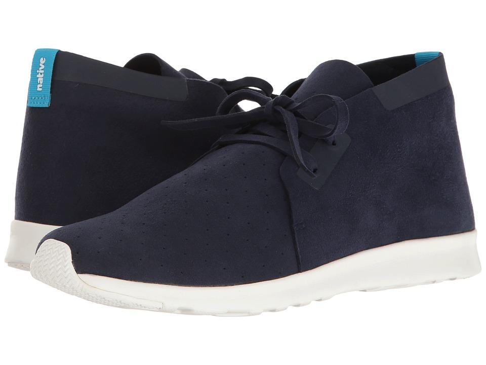 Native Shoes Apollo Chukka (Regatta Blue/Shell White/Shell White Rubber) Shoes