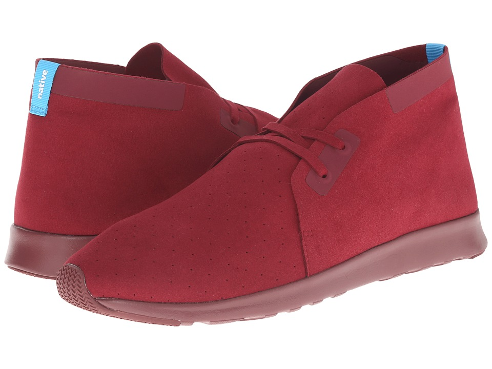 Native Shoes - Apollo Chukka (Cavalier Red/Cavalier Red) Shoes