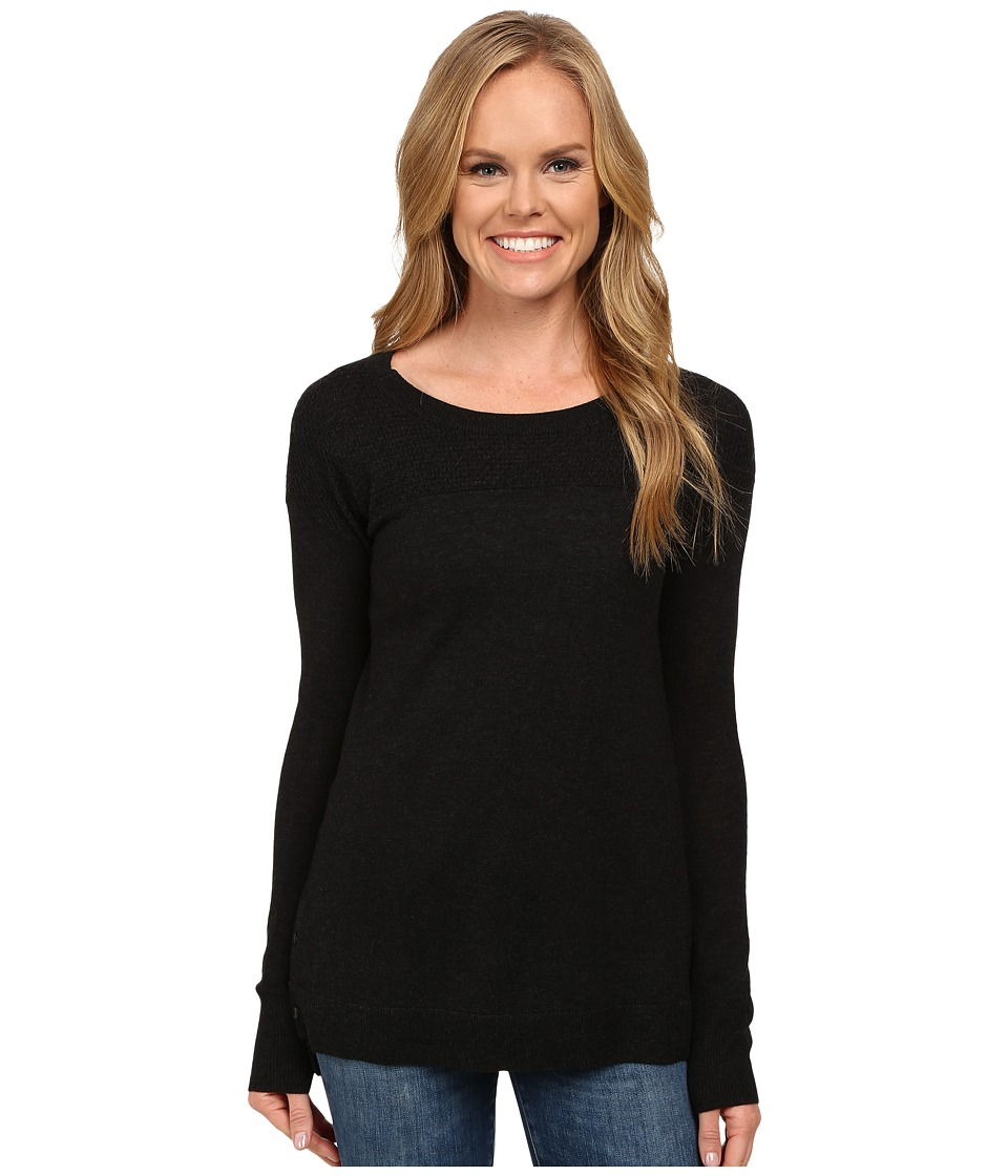 Toad&Co - Gypsy Crew Sweater (Black) Women's Sweater