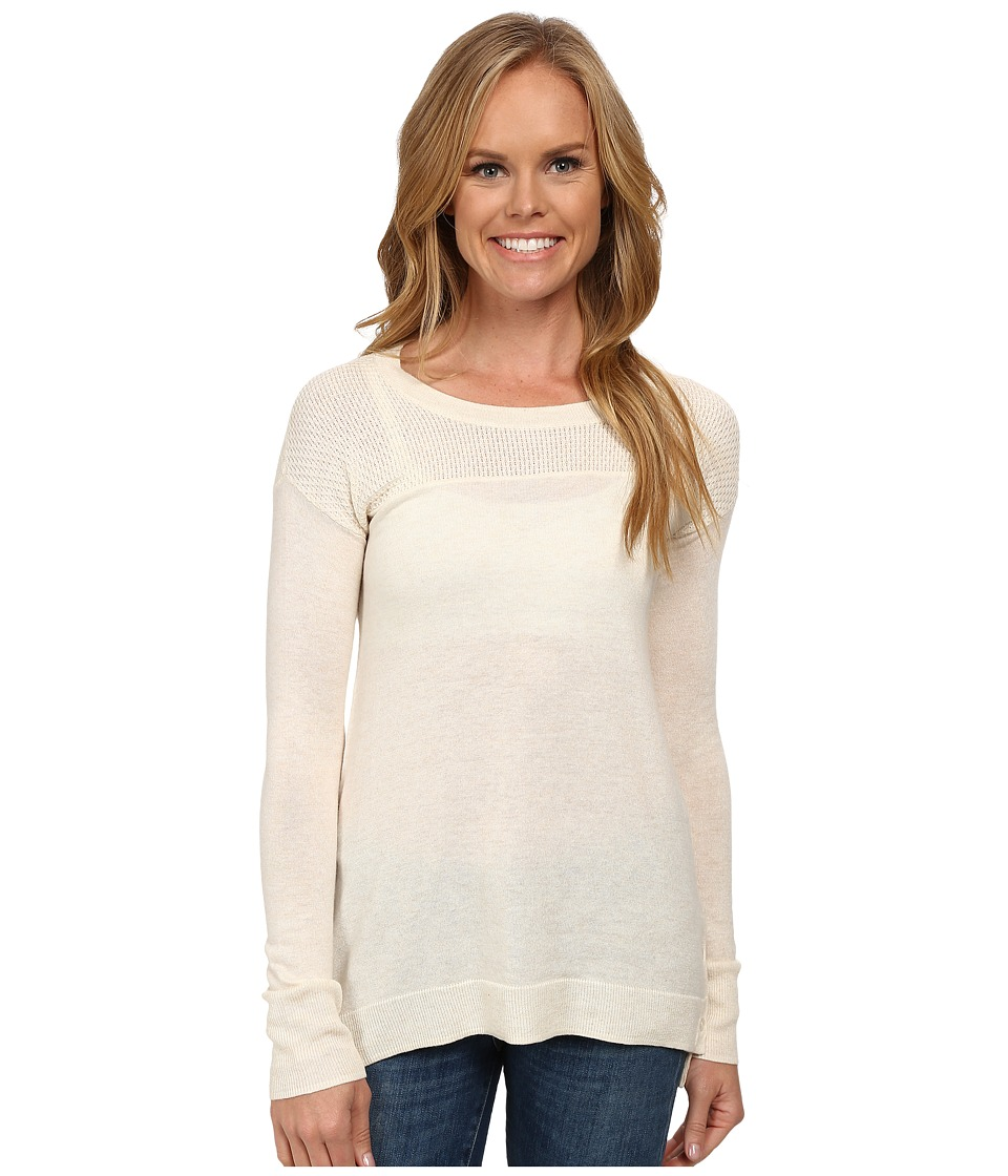 Toad&Co - Gypsy Crew Sweater (Salt) Women