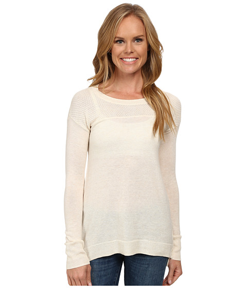 Toad&Co - Gypsy Crew Sweater (Salt) Women's Sweater