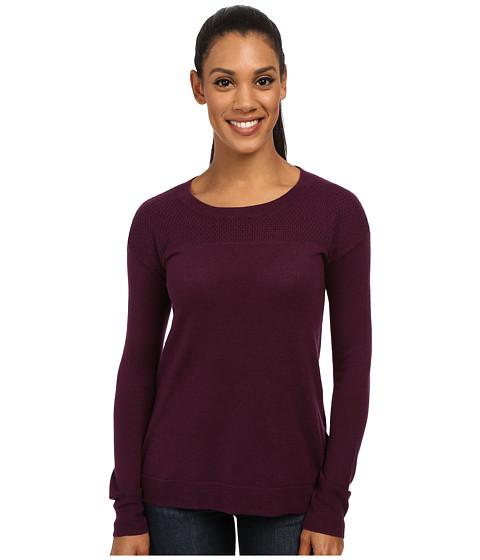 Toad&Co - Gypsy Crew Sweater (Tyrian Purple) Women
