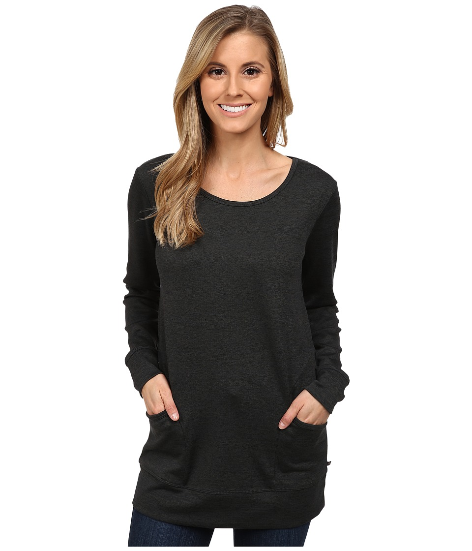 Toad&Co - Intermezzo Pullover (Soot) Women's Long Sleeve Pullover