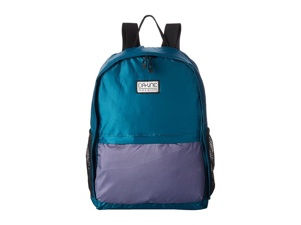 Dakine - Stashable Backpack 20L (Teal Shadow) Backpack Bags