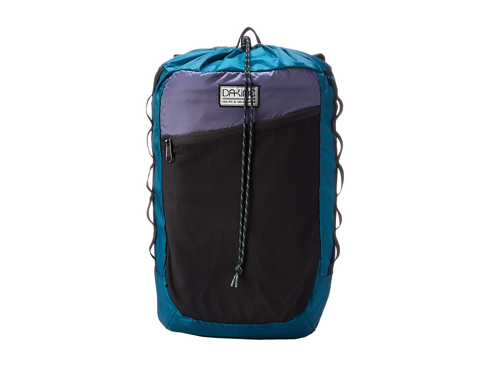 Dakine - Stowaway Rucksack 21L (Teal Shadow) Backpack Bags