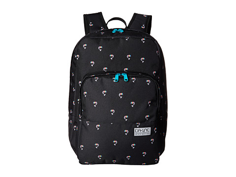 Dakine - Womens Capitol Pack 23L (Toucan) Backpack Bags