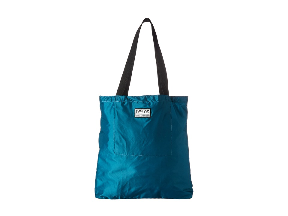Dakine - Stashable Tote (Teal Shadow) Tote Handbags