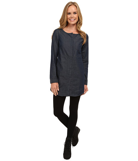 Toad&Co - Wayfarer Tunic (Night Sky) Women's Long Sleeve Pullover