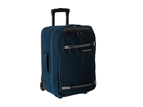 Dakine - DLX Carry On 46L (Navy Canvas) Pullman Luggage