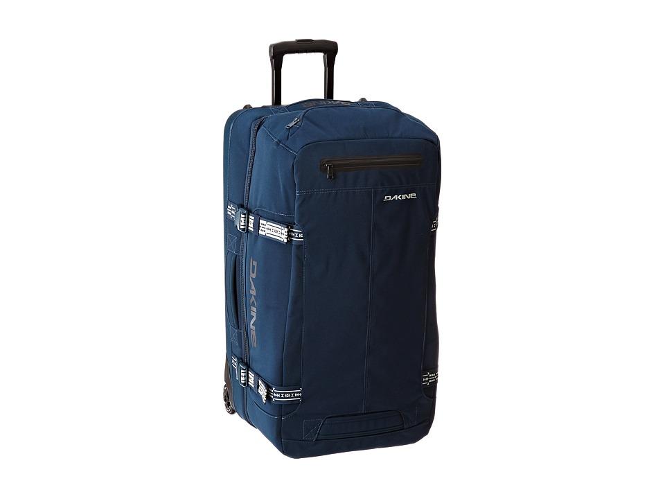 Dakine - DLX Roller 80L (Navy Canvas) Pullman Luggage