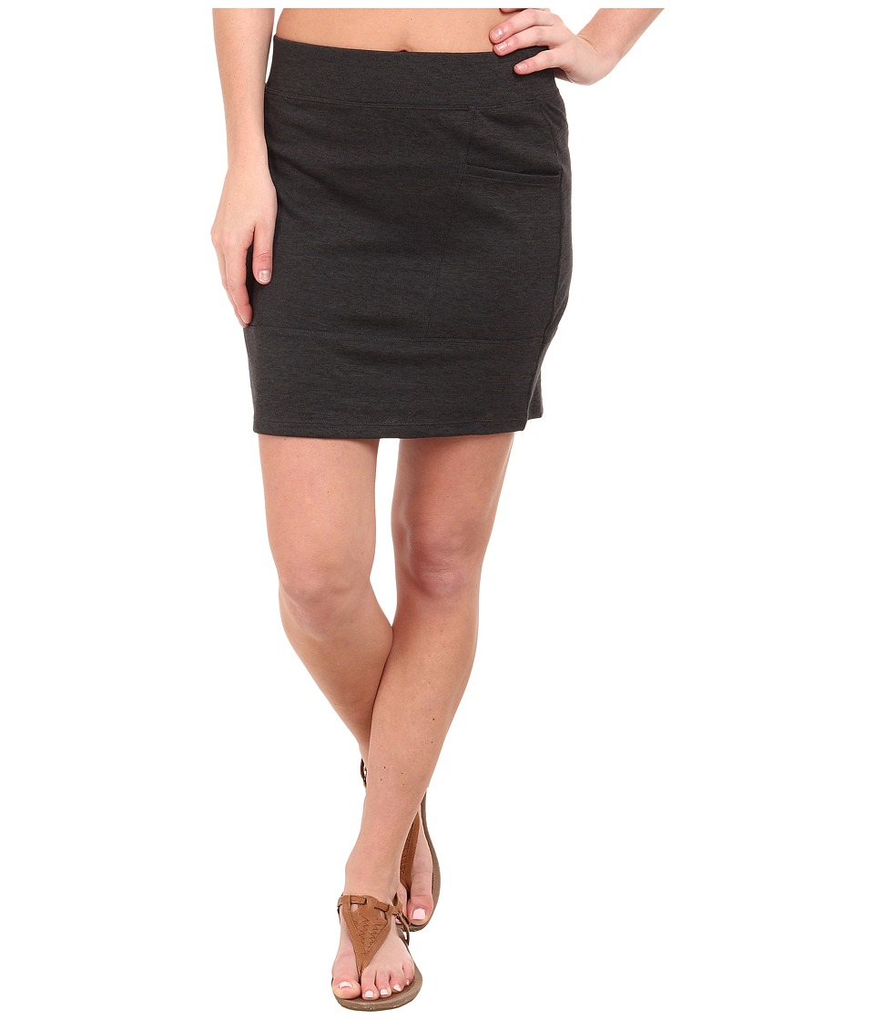 Toad&Co - Intermezzo Skirt (Soot) Women's Skirt