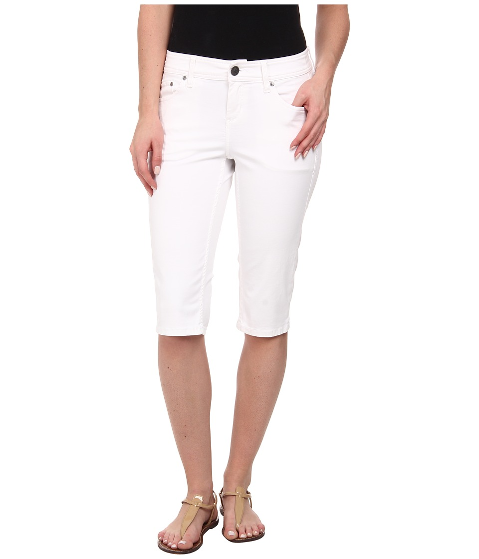 Tommy Bahama - Afton Clam Digger (White) Women's Jeans