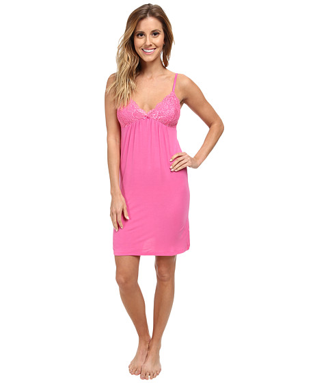 P.J. Salvage - Rayon Basic Sleep Chemise (Fuchsia) Women's Pajama