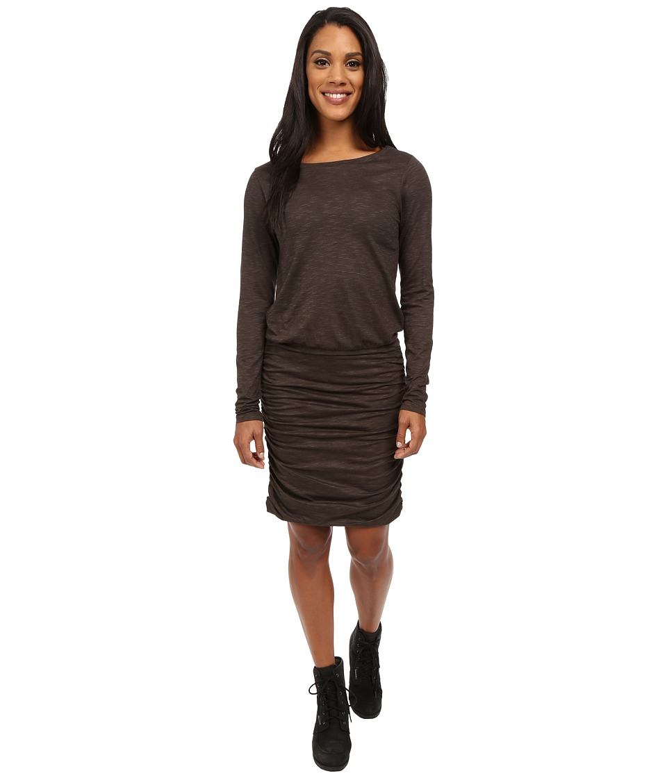 Toad&Co - Outfox Dress (Turkish Coffee) Women's Dress