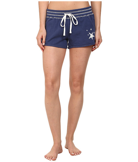 P.J. Salvage - Team USA Sleep Short (Navy) Women's Pajama