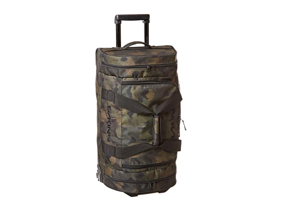Dakine - Duffle Roller 58L (Marker Camo) Pullman Luggage